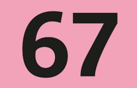 Logo ligne de bus 67